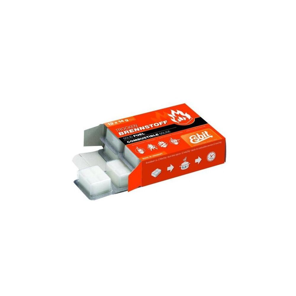 Esbit Solid Fuel Tablets 14g - 12 Pack