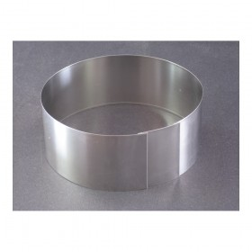 Clikstand S-2 Stainless Steel Windscreen