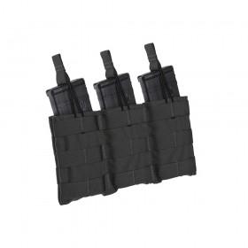 Tac Shield M16 Triple Speed Load Magazine Pouch