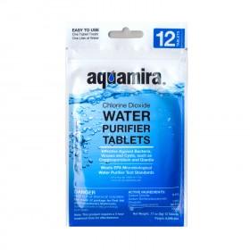 Aquamira Water Purification Tablets